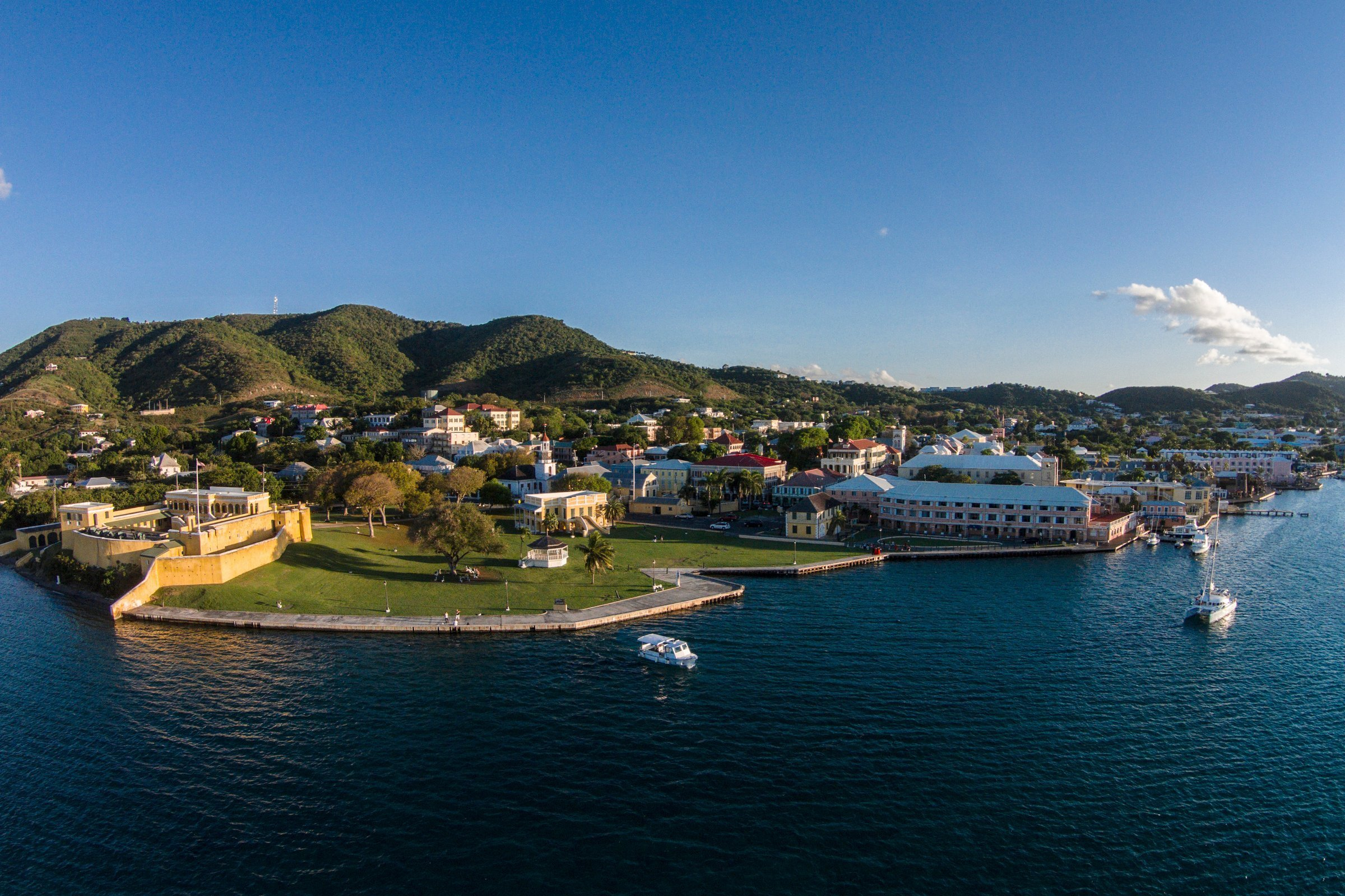 St. Croix - Christiansted Historic District